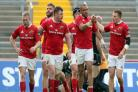 Munster down Ospreys to reach Guinness PRO12 final