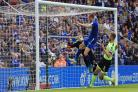 Jamie Vardy strike sees Leicester end season with Bournemouth draw