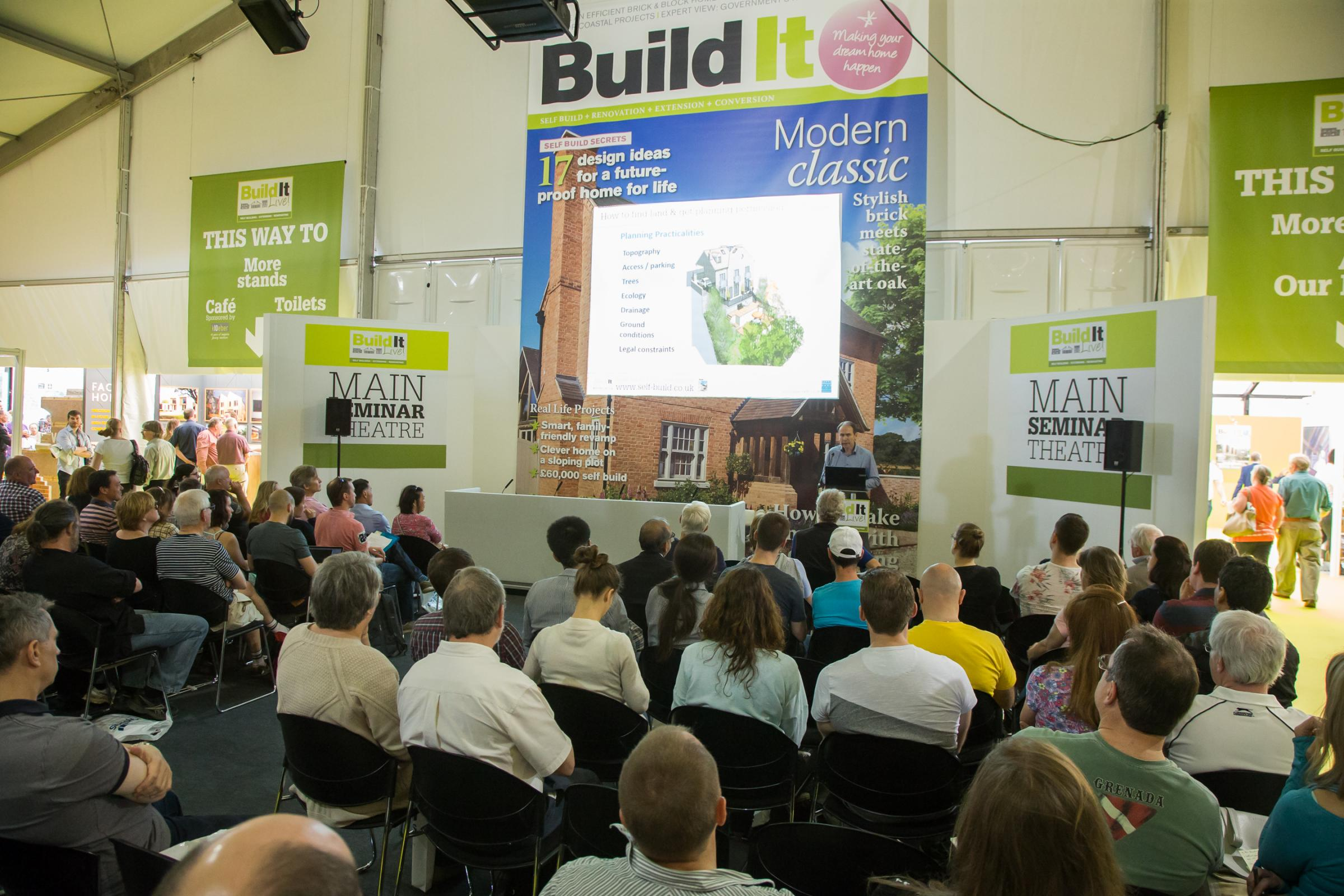 Build It Live Bicester