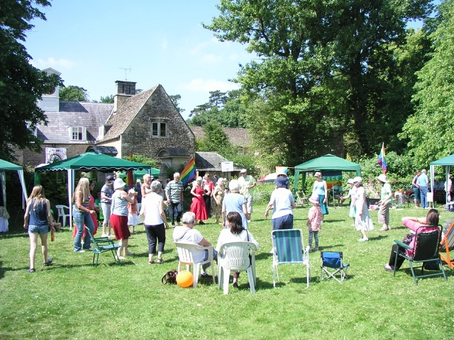 Faringdon 38th Peace Group Fete