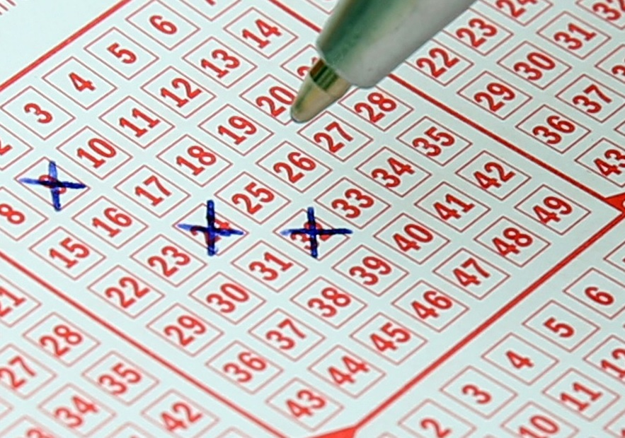 Lottery. File photo