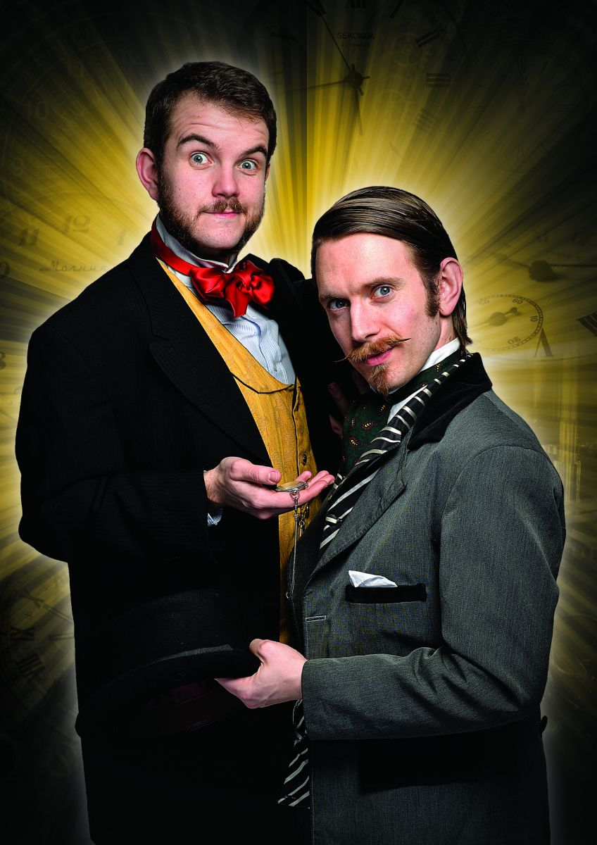 Morgan & West: Time Travelling Magicians