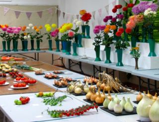 Autumn Flower and Vegetable Show