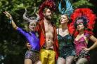 Go wild in the country: Revellers get back to nature at last year's Wilderness. Picture by Mark Hemsworth