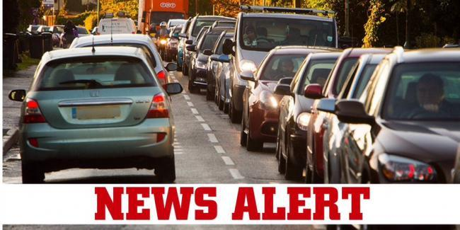 Commuters hit with delays after three-vehicle A34 crash