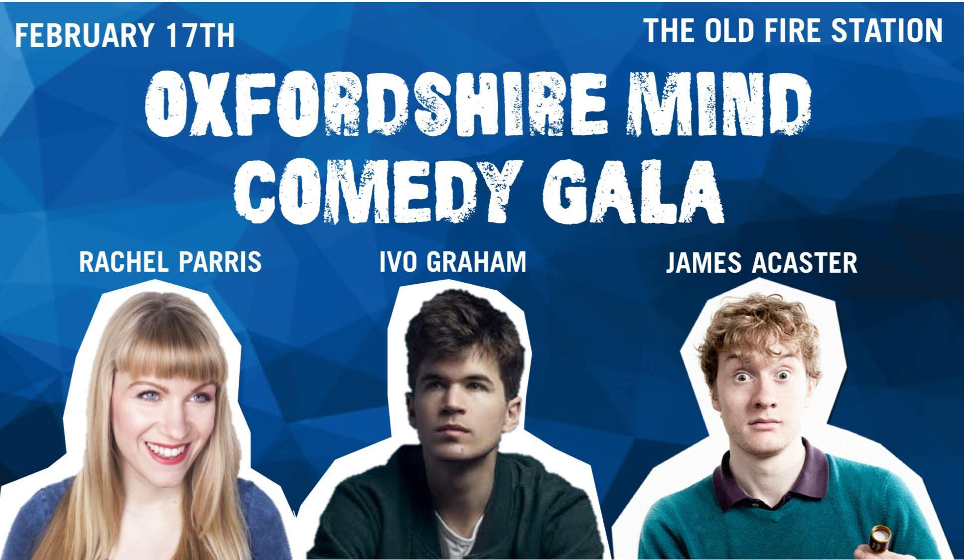 Oxfordshire Mind Comedy Gala