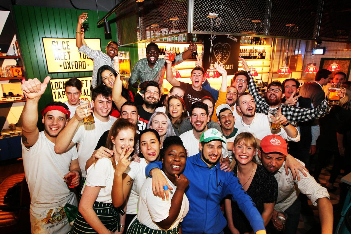 Pizza Pilgrims Celebrate Homecoming At Westgate The