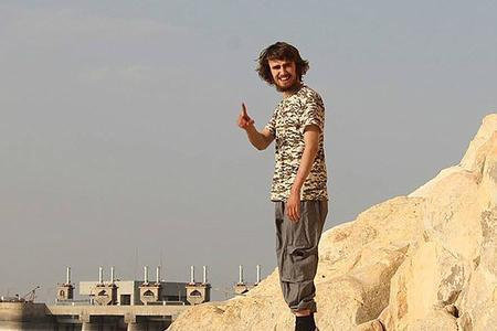 'Jihadi Jack' was football-mad pacifist before moving to Syria