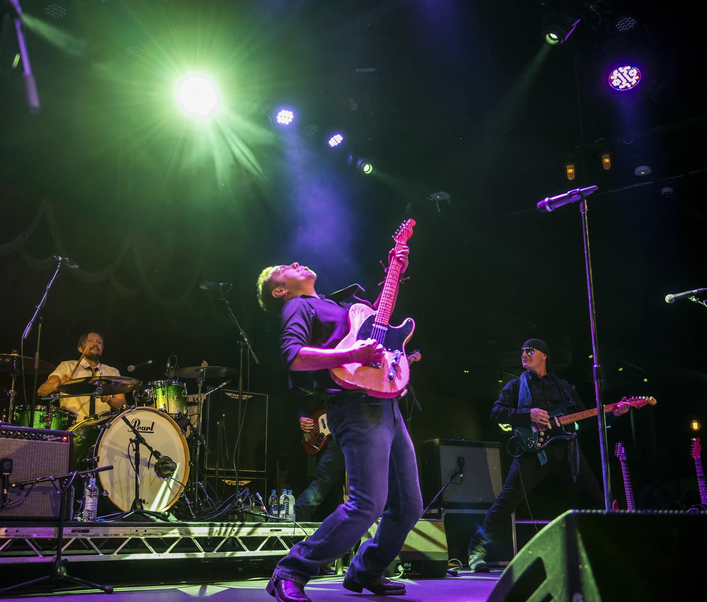 The Boss UK - Globally recognised Springsteen & E Street band tribute