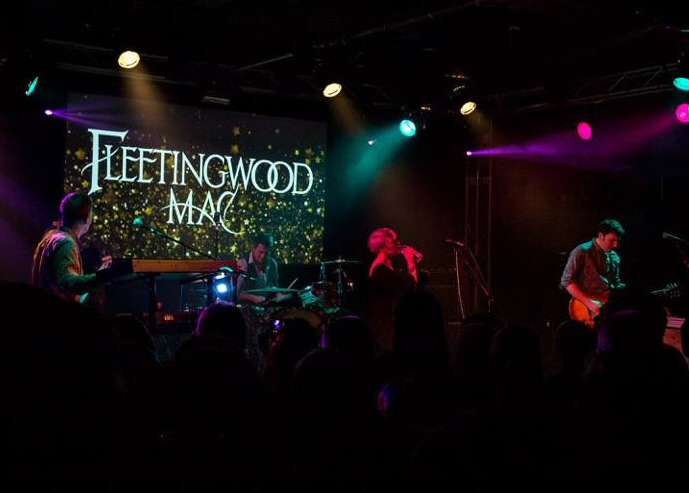 Fleetingwood Mac - Simply excellent Fleetwood Mac tribute band