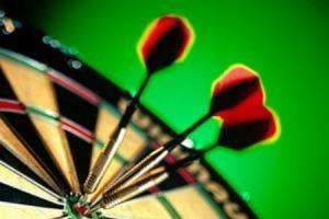 DARTS: Oxon recover to draw with leaders