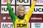 Three-time BMX world champion, Caroline Buchanan, suffered nasty injuries during an accident in Australia (Tim Goode/PA)