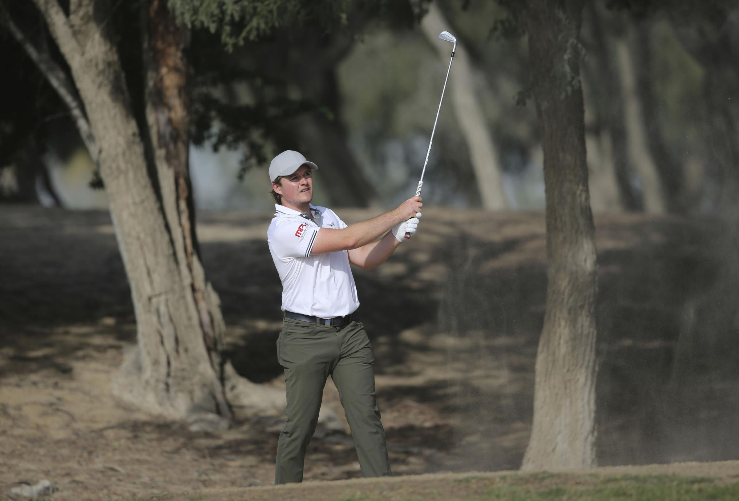 GOLF: Disastrous back nine ends Eddie Pepperell's bid in Malaysia