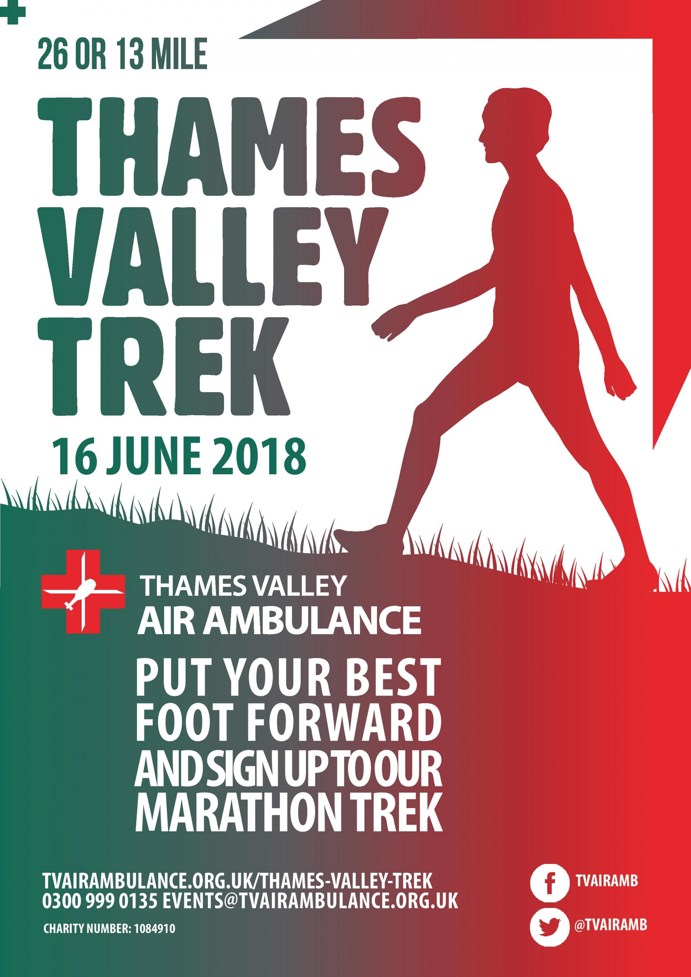 TVAA - Thames Valley Trek