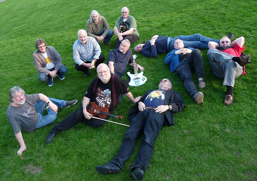 Feast of Fiddles 25th Annual Tour at Nettlebed Folk Club
