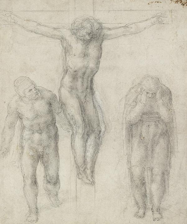 Michelangelos Divine Vision On Show At Ashmolean Museum The