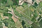 Chalgrove Airfield, in South Oxfordshire. Picture: Google