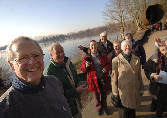 Npower decide not to use lake as ash dump | The Oxford Times
