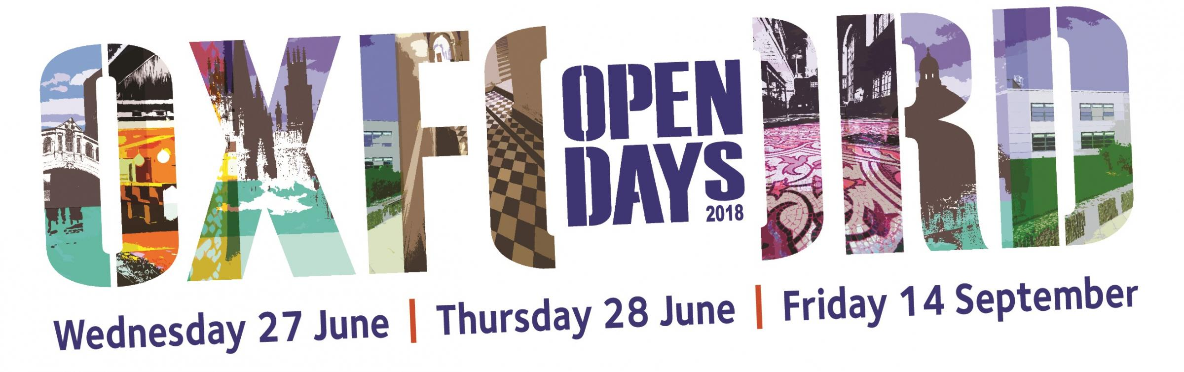University of Oxford Open Days