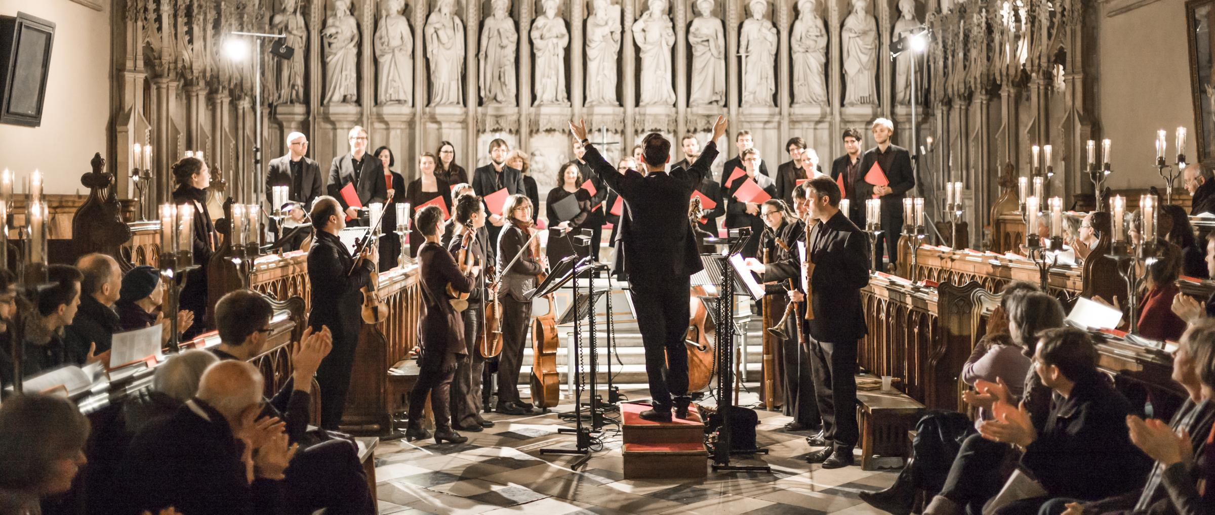 Superlative talent: Oxford Bach Soloists