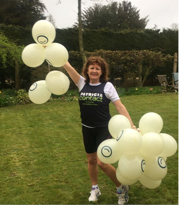 Fundraiser Patricia Lee, from Middlton Stoney, will take on London Marathon for charity Contact