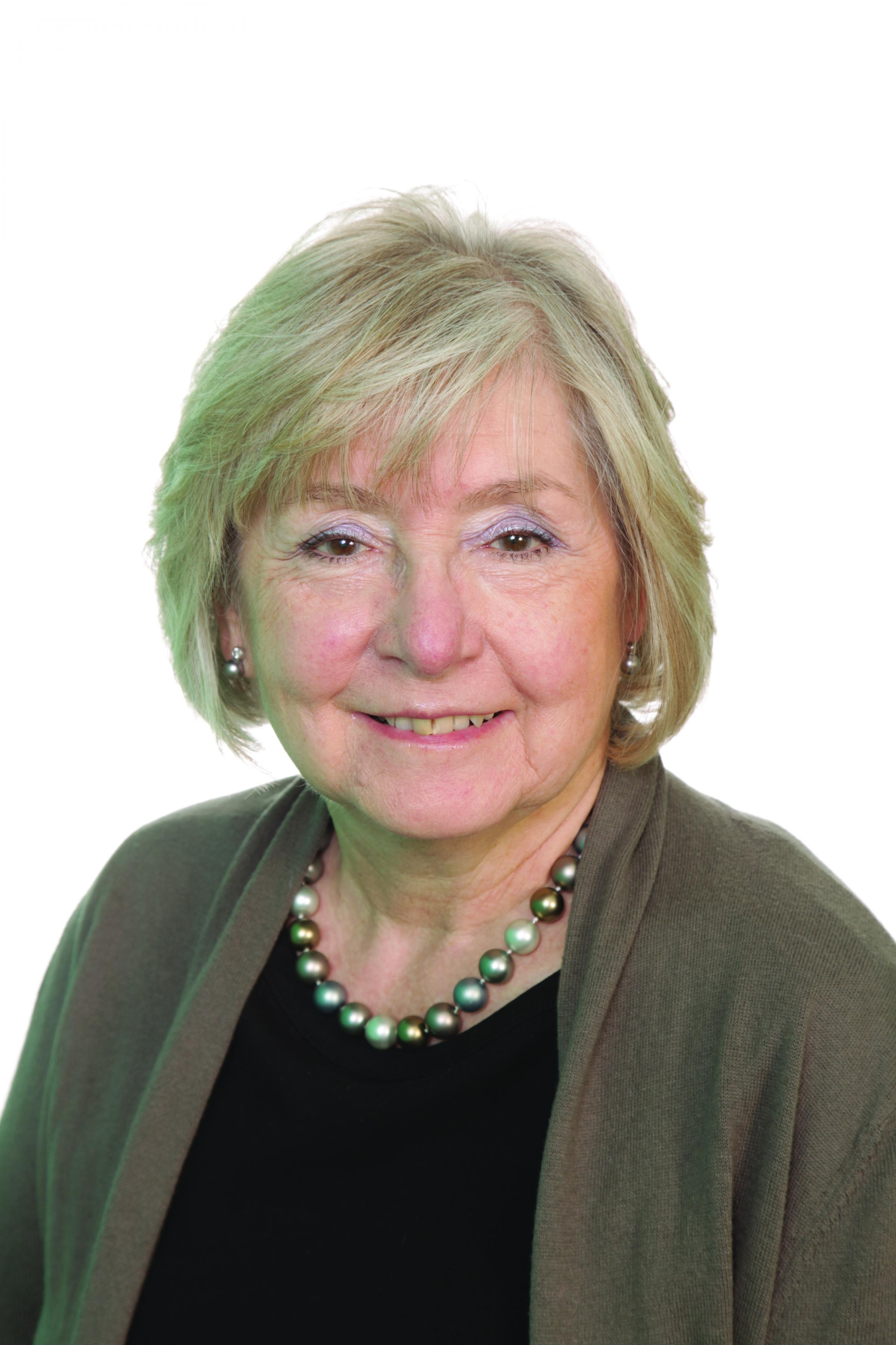 Bicester town councillor and Cherwell District councillor Jolanta Lis.