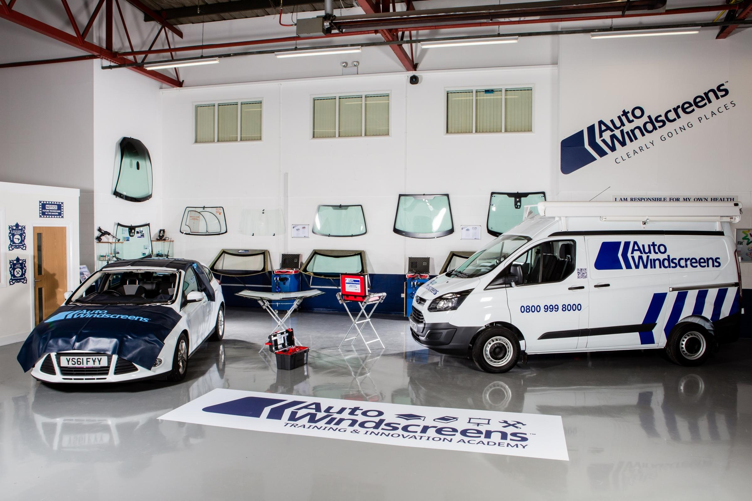 Auto Windscreens is recruiting technicians. Pic Auto Windscreens