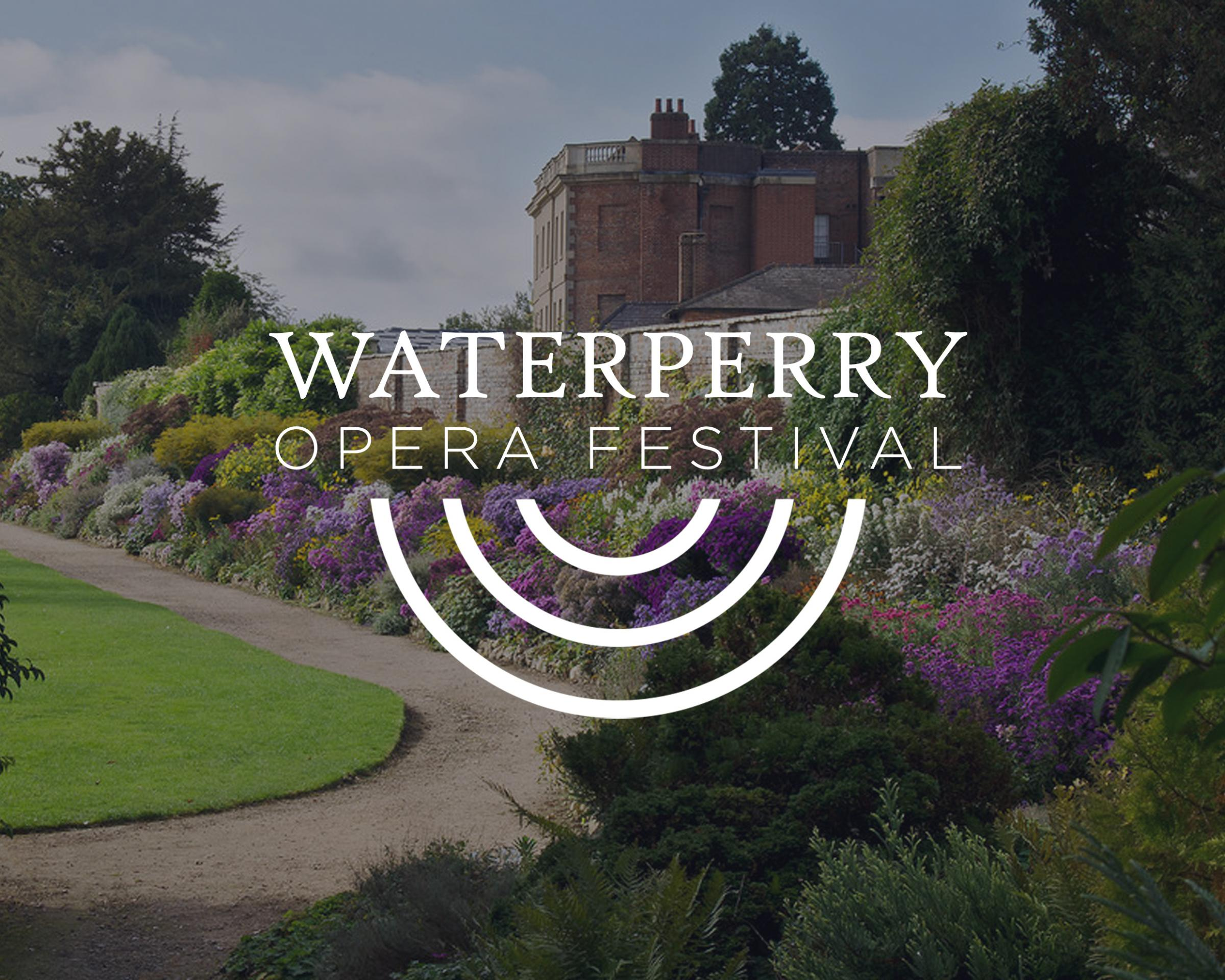 Young Artist Masterclass: Waterperry Opera Festival
