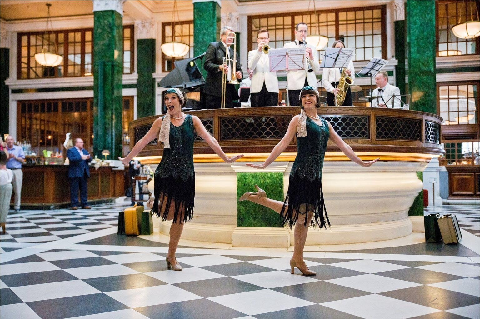 There will be music and dance to celebrate 1930s America at the LiveFriday event