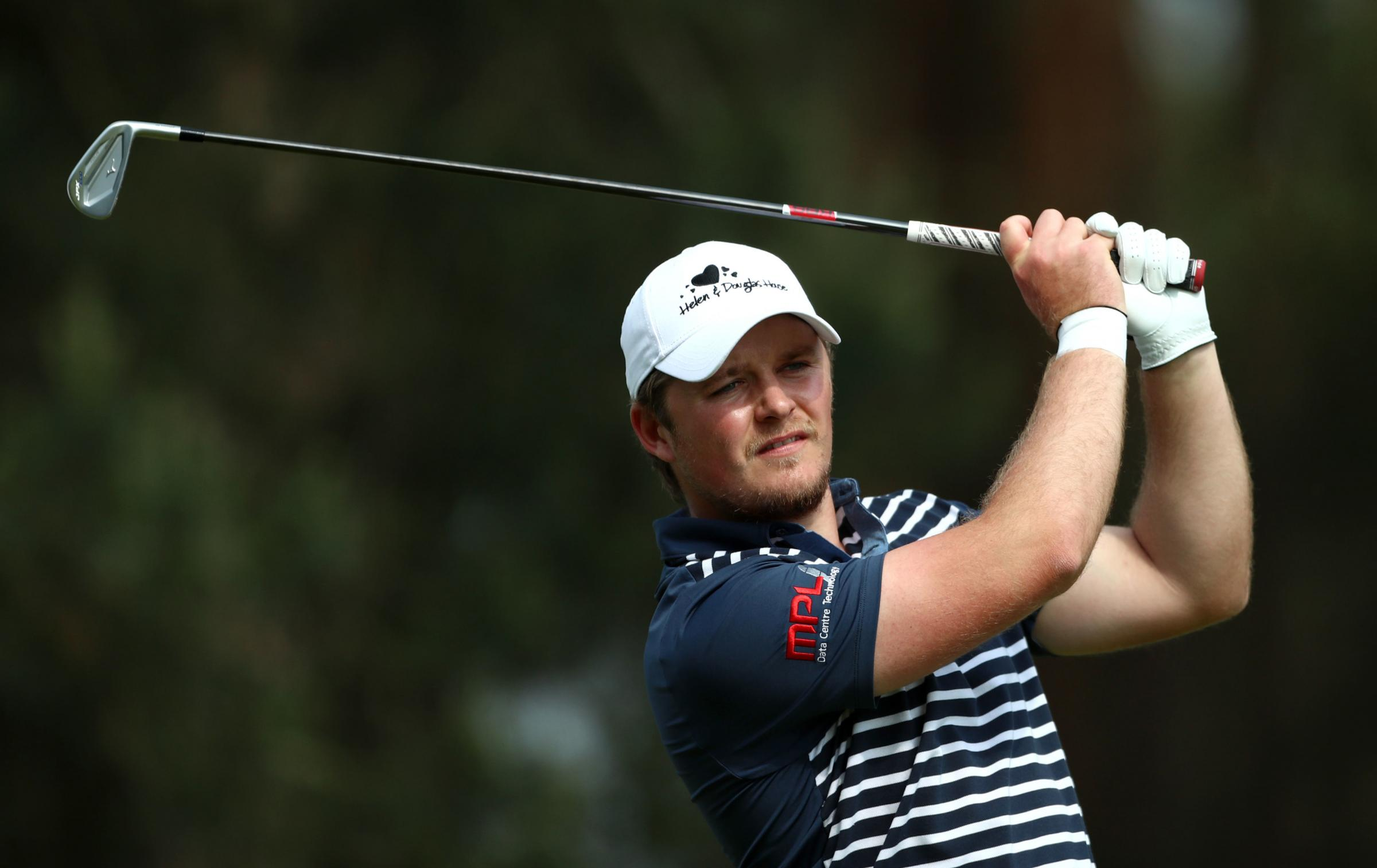 Eddie Pepperell carded a four-under-par 67 at the Italian Open Picture: Tim Goode/PA Wire