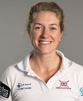 Olivia Carnegie-Brown  Picture: British Rowing