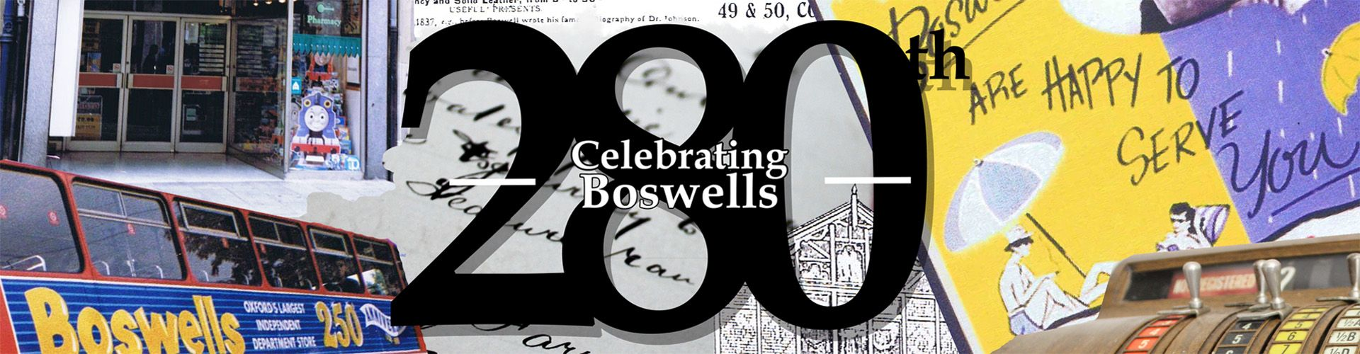 Celebrating 280 Years Of Boswells Weekend