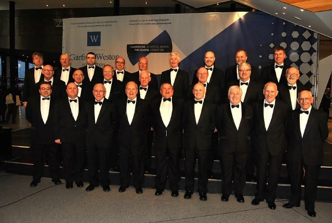 Caerphilly Male Voice Choir Concert