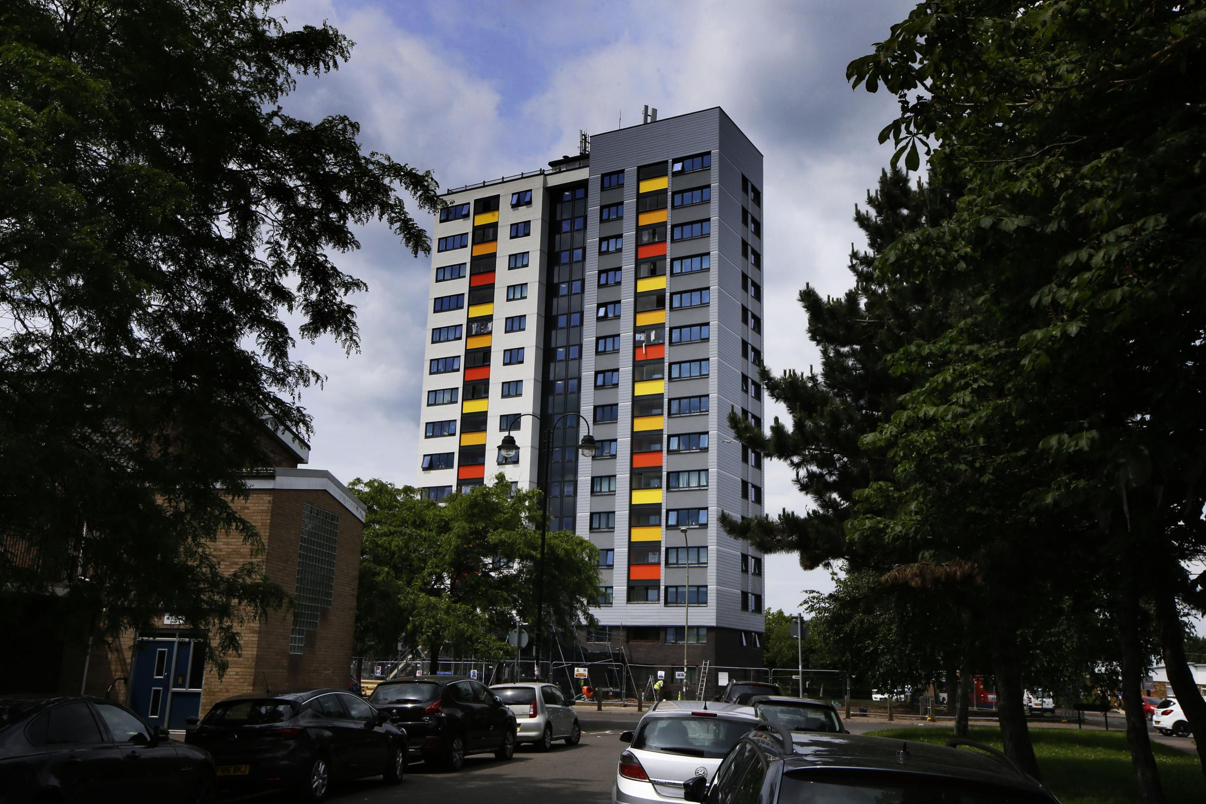 Windrush tower, Blackbird Leys.