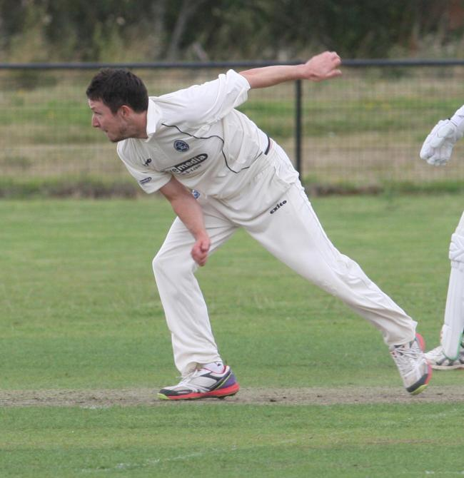FIVE-TIMER: Jake Halsey took 5-9 as Hanborough shot out Watlington for 31 in Division 2 of the OCA League