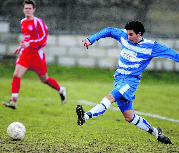 Oxford City captain Darren Pond faces a late fitness test
