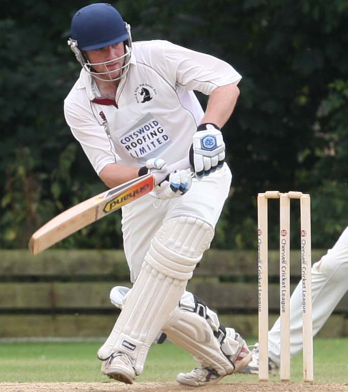 IN FORM: Opener Harry Smith scored 74 for Oxfordshire
