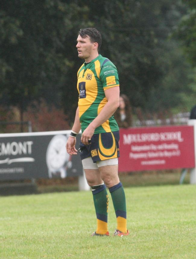 KEY MAN: James Comben played 167 games after making his Henley Hawks debut in 2009