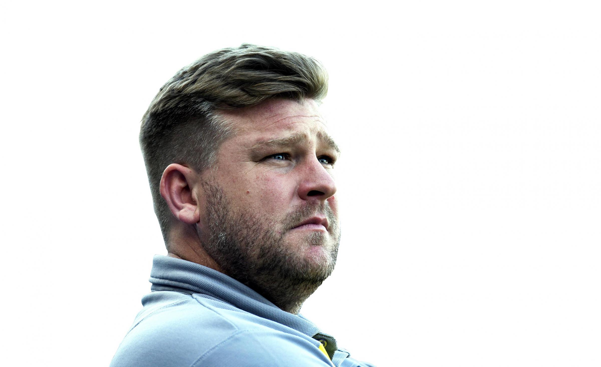 KARL ROBINSON COLUMN: We know we must get back on track