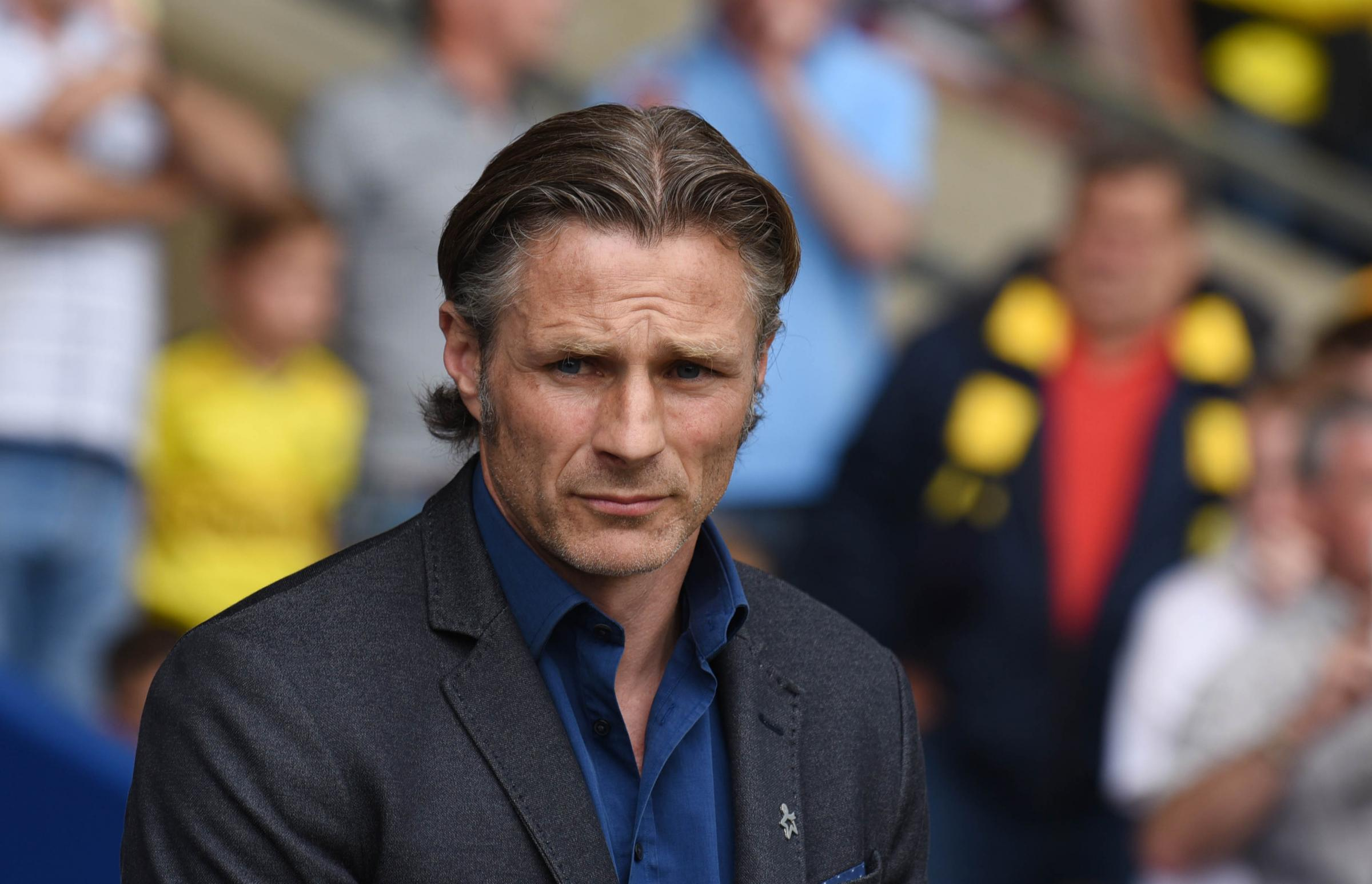 Wycombe Wanderers boss Gareth Ainsworth   Picture: David Fleming