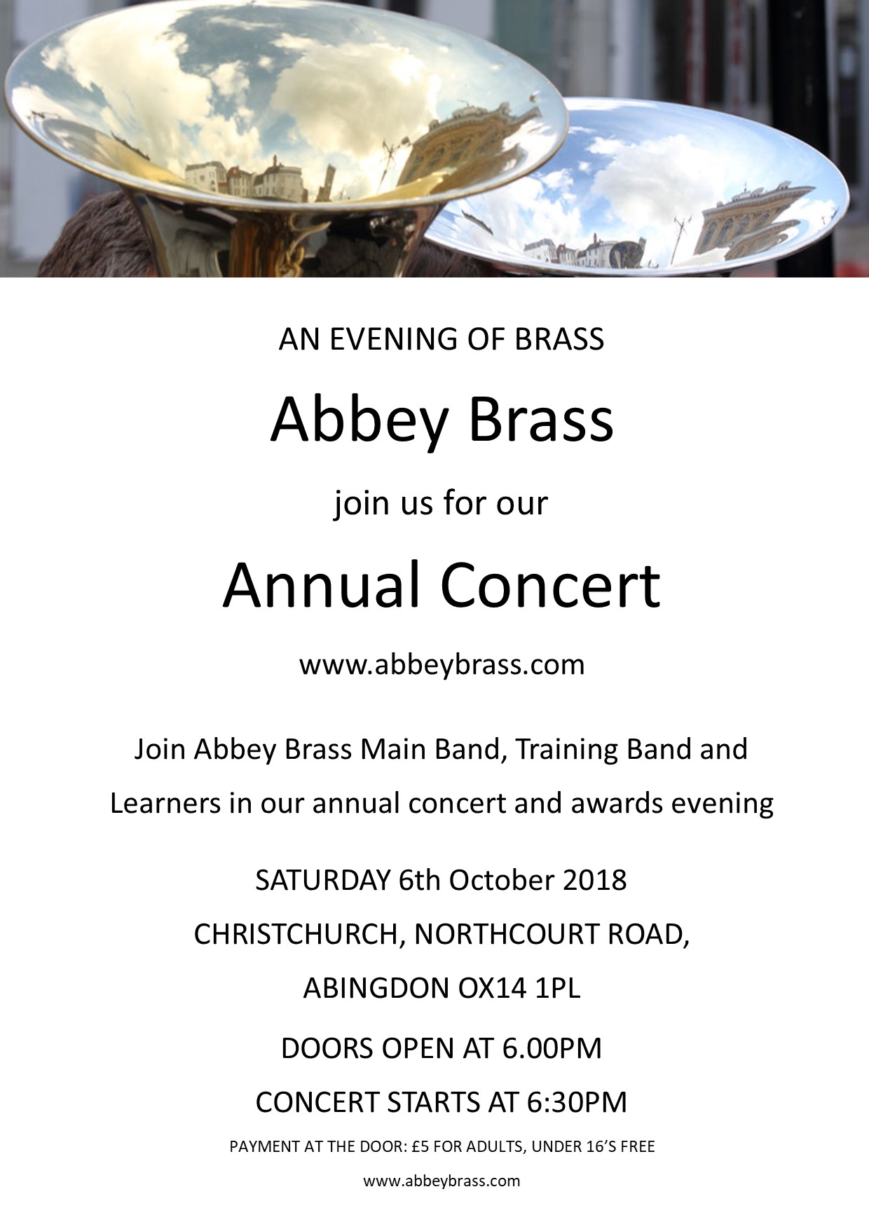 Abbey Brass in Concert