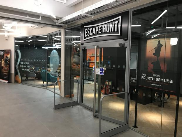 Image result for escape room oxford
