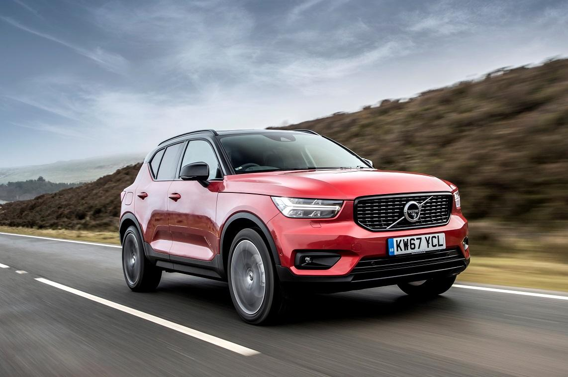Road Test Of Volvo Xc40 T3 Momentum Pro The Oxford Times