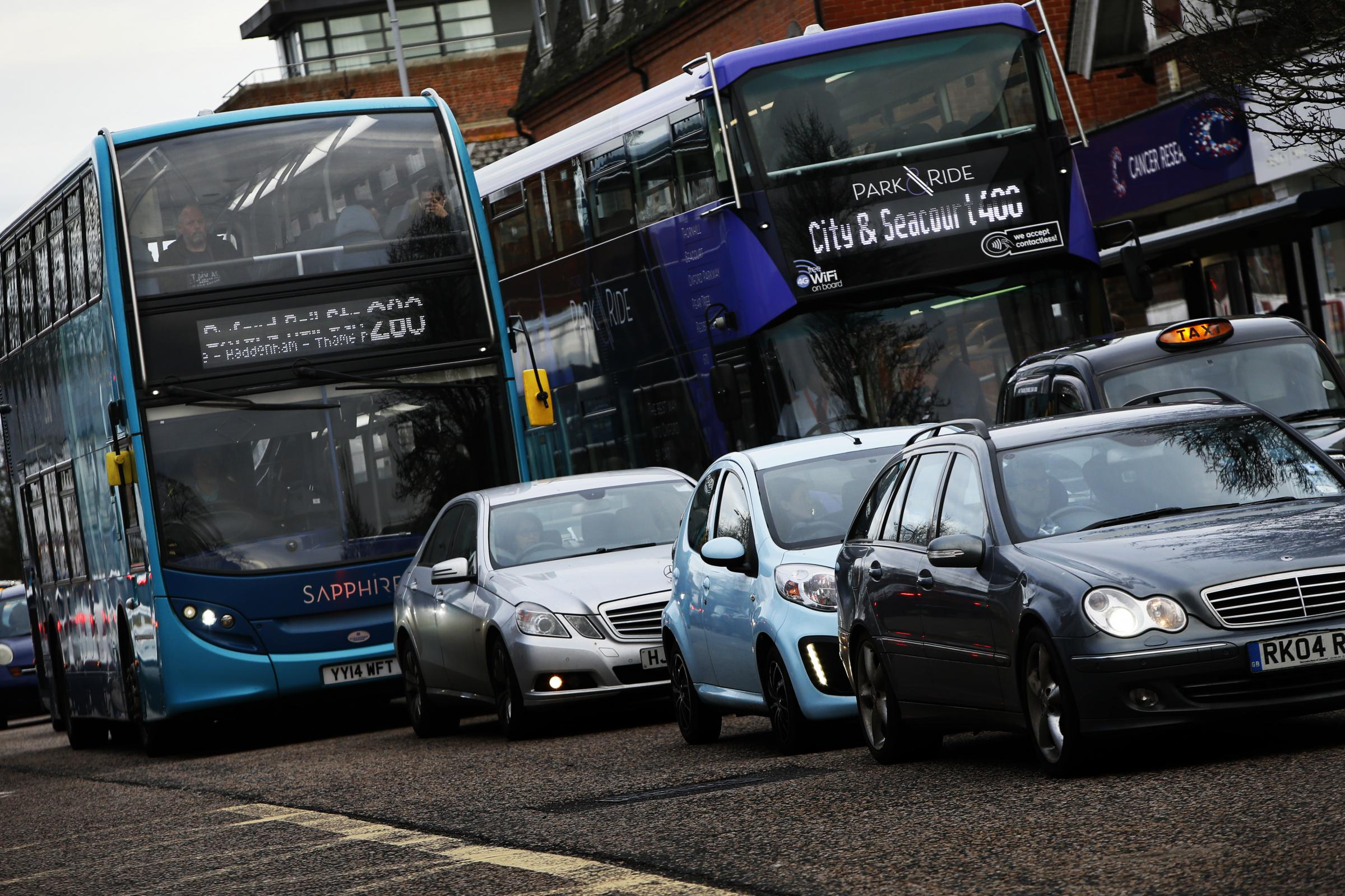 Perfect storm' causes massive congestion - is it time for