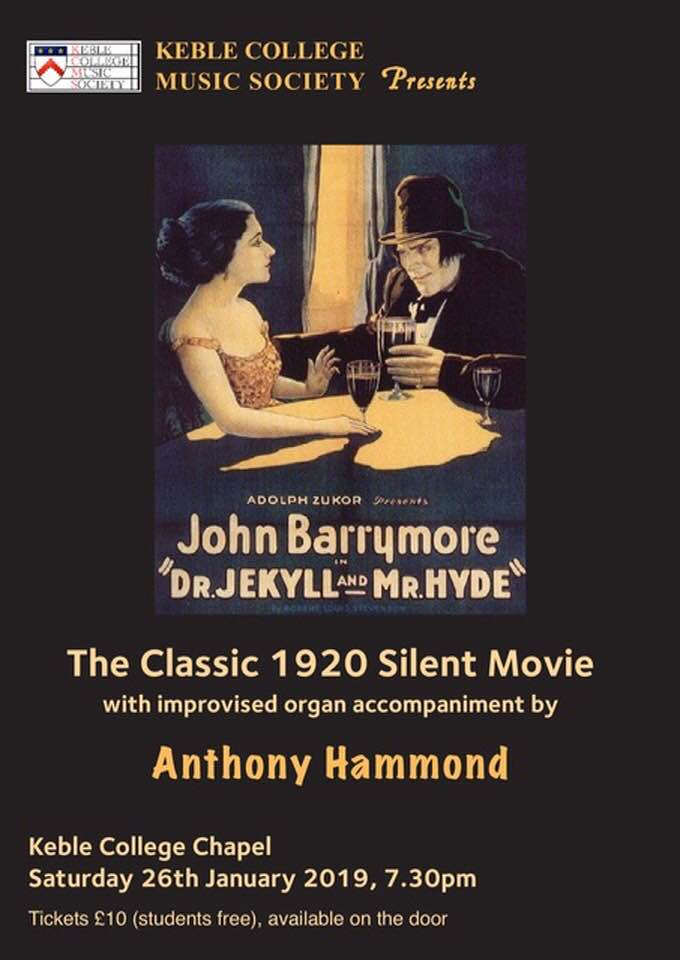 The Classic 1920 Silent Movie