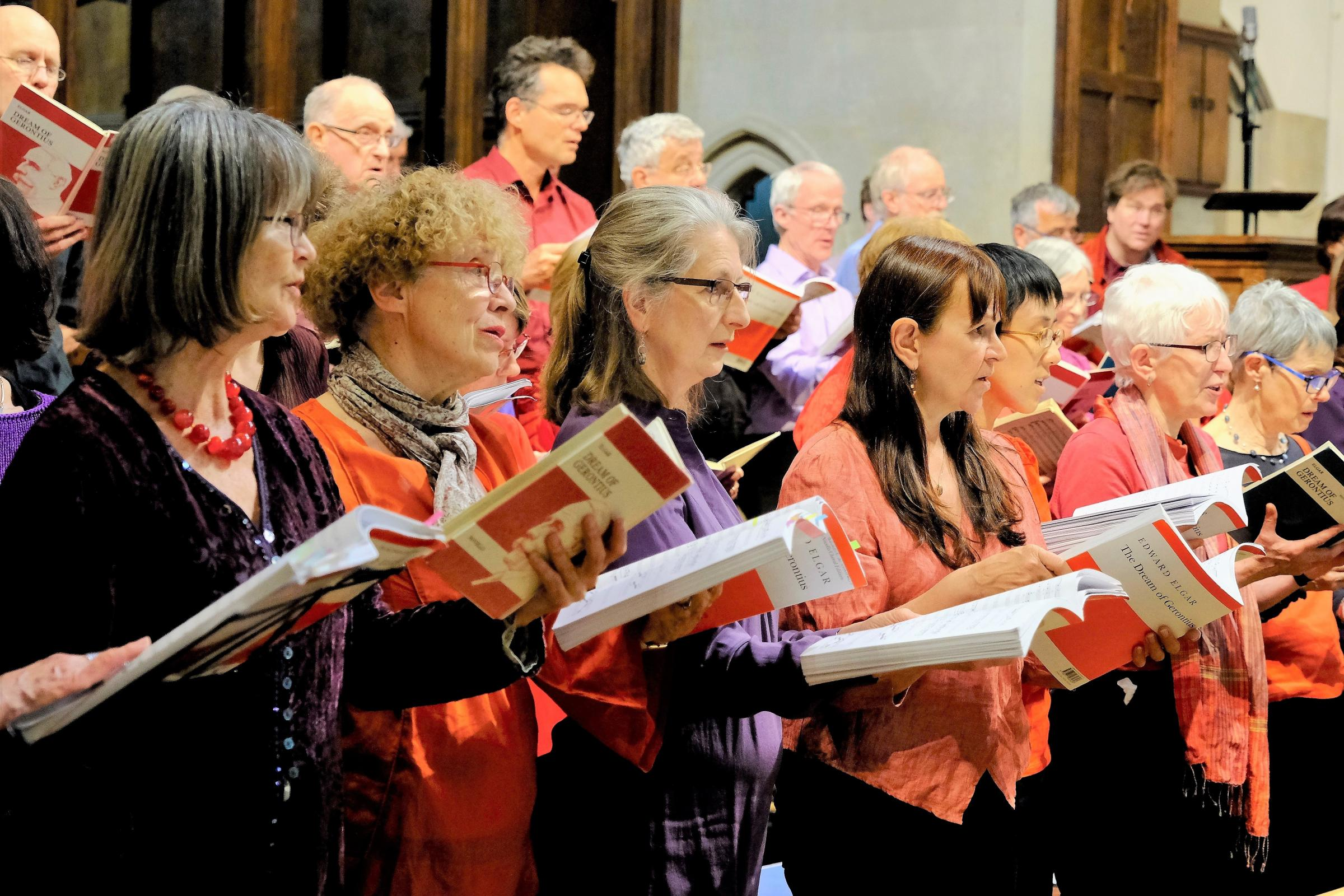 East Oxford Community Choir and Orchestra