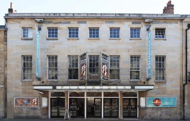 Oxford Playhouse. Pic: Geraint Lewis.