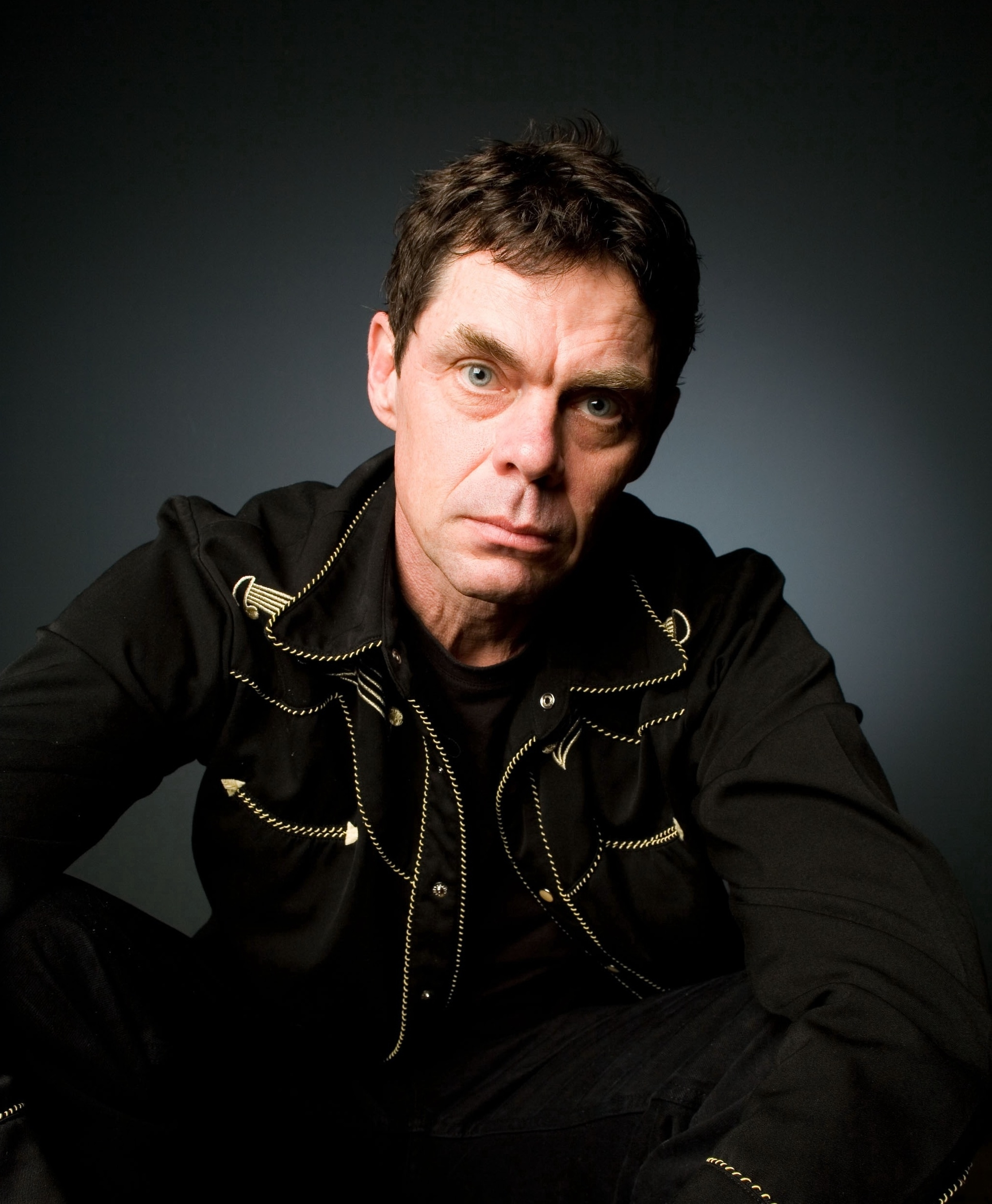 Virginia's Rich Hall is a master comedian