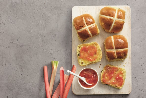 Aldi stocking 'unusual' hot cross buns from Oxfordshire bakery this Easter