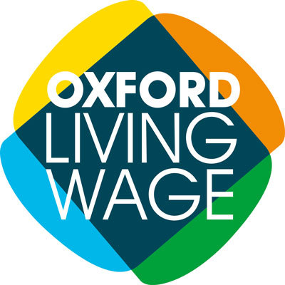 The logo for the Oxford Living Wage